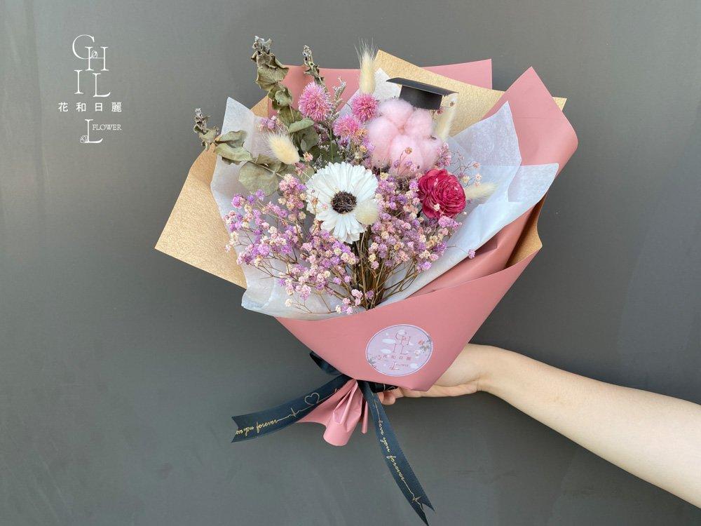畢業花束 為自己心愛的人送上一束畢業禮物吧!