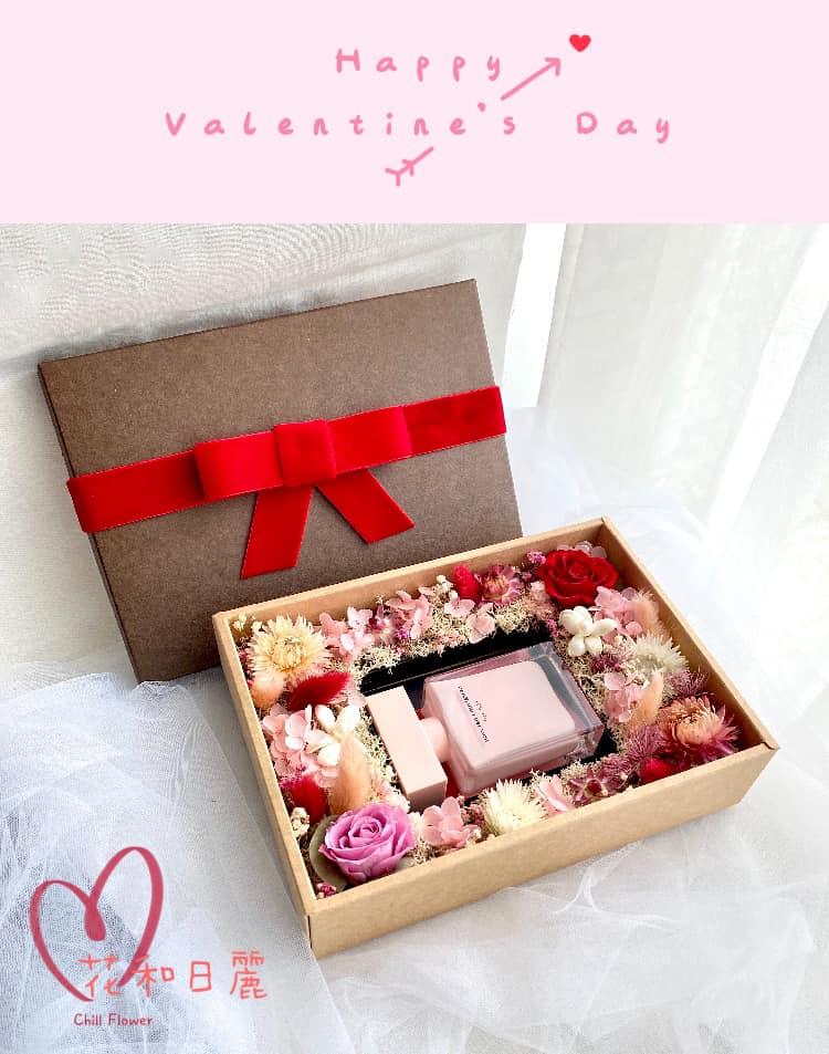 客製花盒|乾燥花禮盒|永生花禮盒